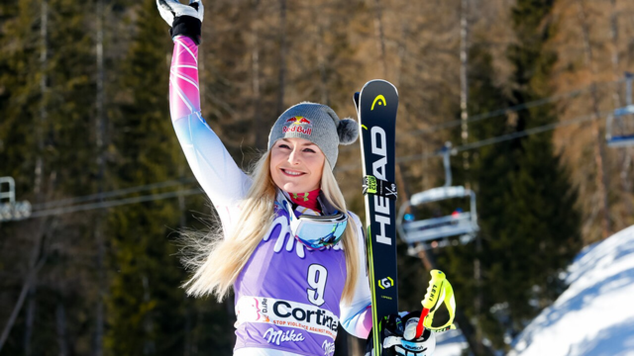 Team USA unveils Olympic Alpine Ski Team