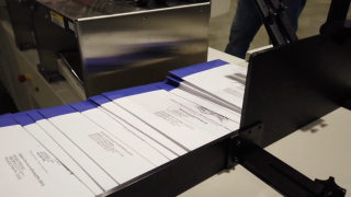 Elections officials in Pennsylvania are cautioning voters to be patient, as the state makes its way through an unprecedented number of mail-in ballots -- the most ever received in the state.
