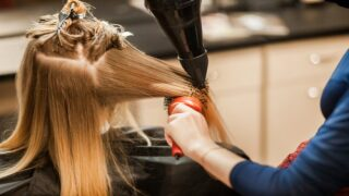 Hair Salons May Not Be Using Blow-dryers When They Reopen