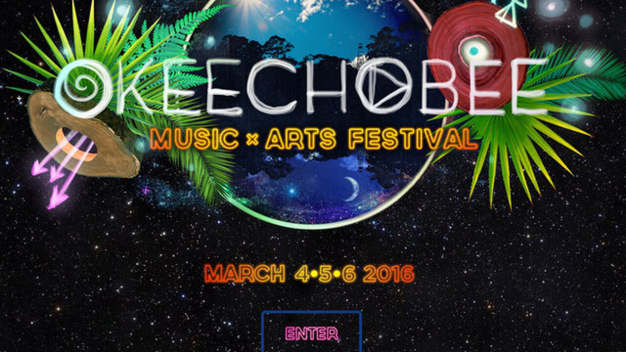 Acts announced for Okeechobee Music Festival