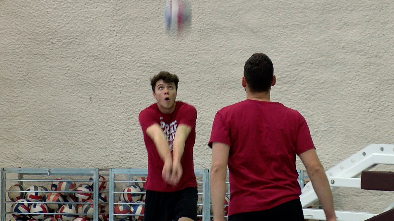 Park Men's Volleyball 4