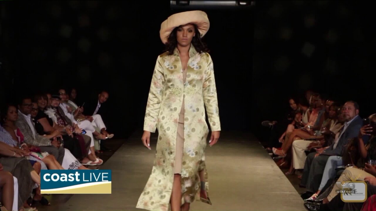 A preview of Tim Reid's Cultural Fashion Showcase on Coast Live