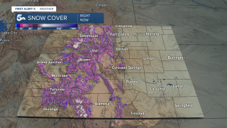 snow cover colorado 4.9.2021