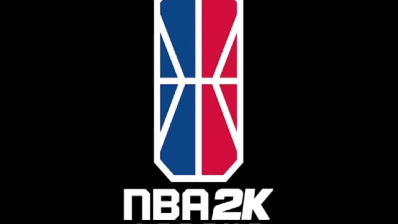 NBA 2K video game league draft set for Wednesday; NBA commissioner to announce 1st pick