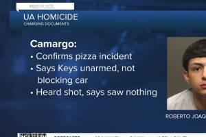 UArizona Homicide: Suspect says he blacked out during shooting