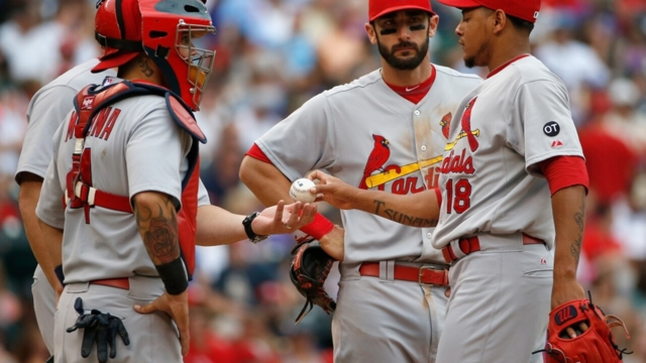 O'Neill, Mikolas combine to take down Kansas City in game one of Show-Me Series
