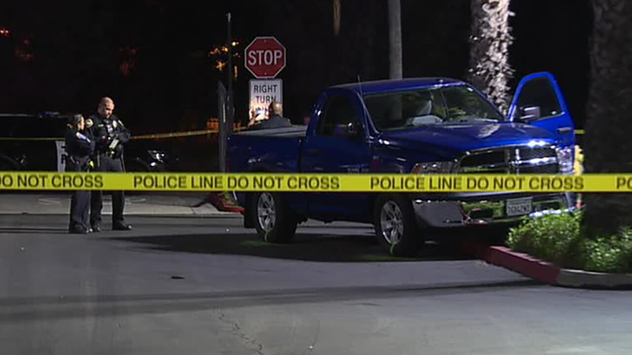 Truck rolls away, runs over and kills driver at Toyota of