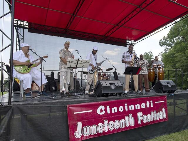 Cincinnati Juneteenth Festival 2018