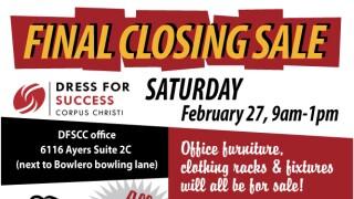 Dress for Success closing