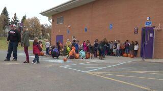 Great Falls kids get free pumpkins