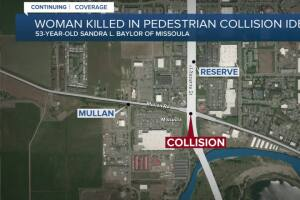 Woman killed in pedestrian crash identified