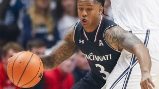 Justin Jenifer, Cane Broome have stepped up for No. 5 Cincinnati Bearcats to fill Troy Caupain void