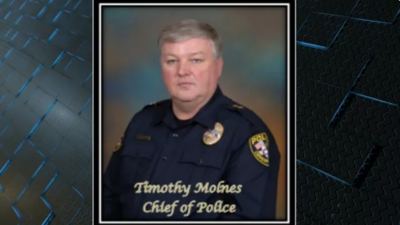 Police announce scholarship fund in honor of fallen police chief