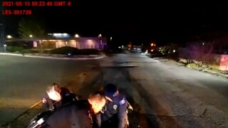 Body camera footage shows man tackled, tased by Aurora officers