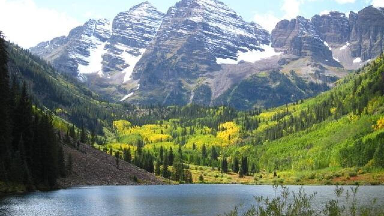3 rescued from 14er after snow, hail storm