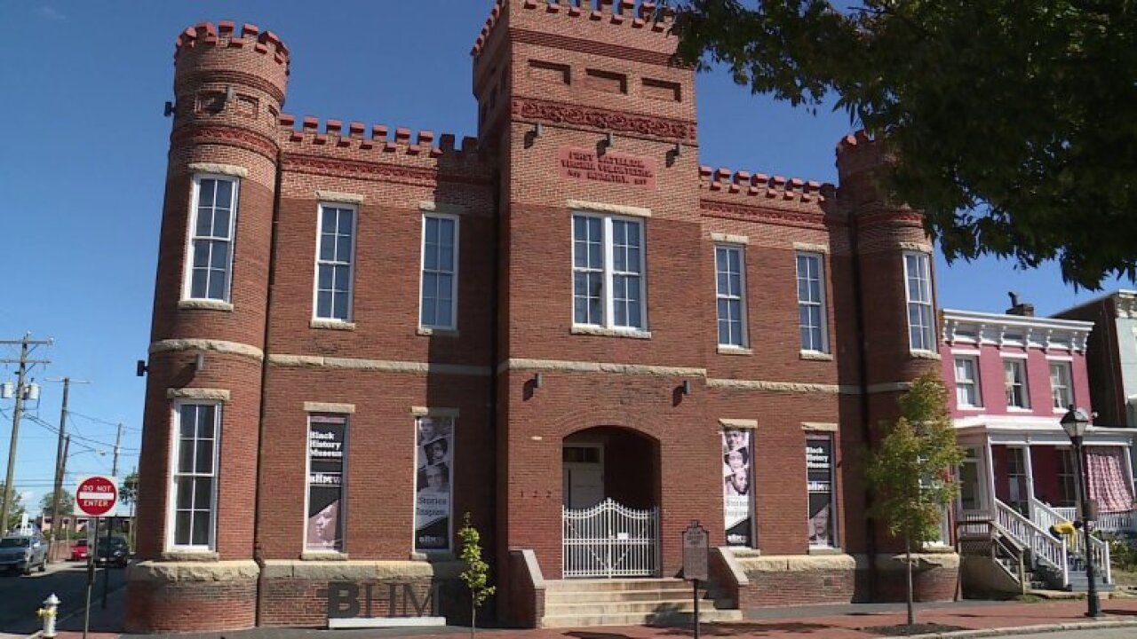 Virginia museums team up to preserve African Americanhistory