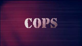 'cops' tv show logo