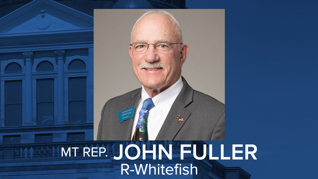 Rep. John Fuller