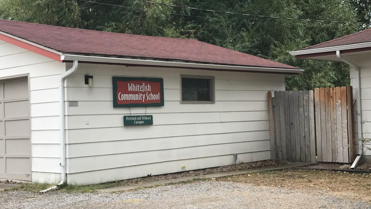 Child tests positive for COVID-19 at Whitefish preschool