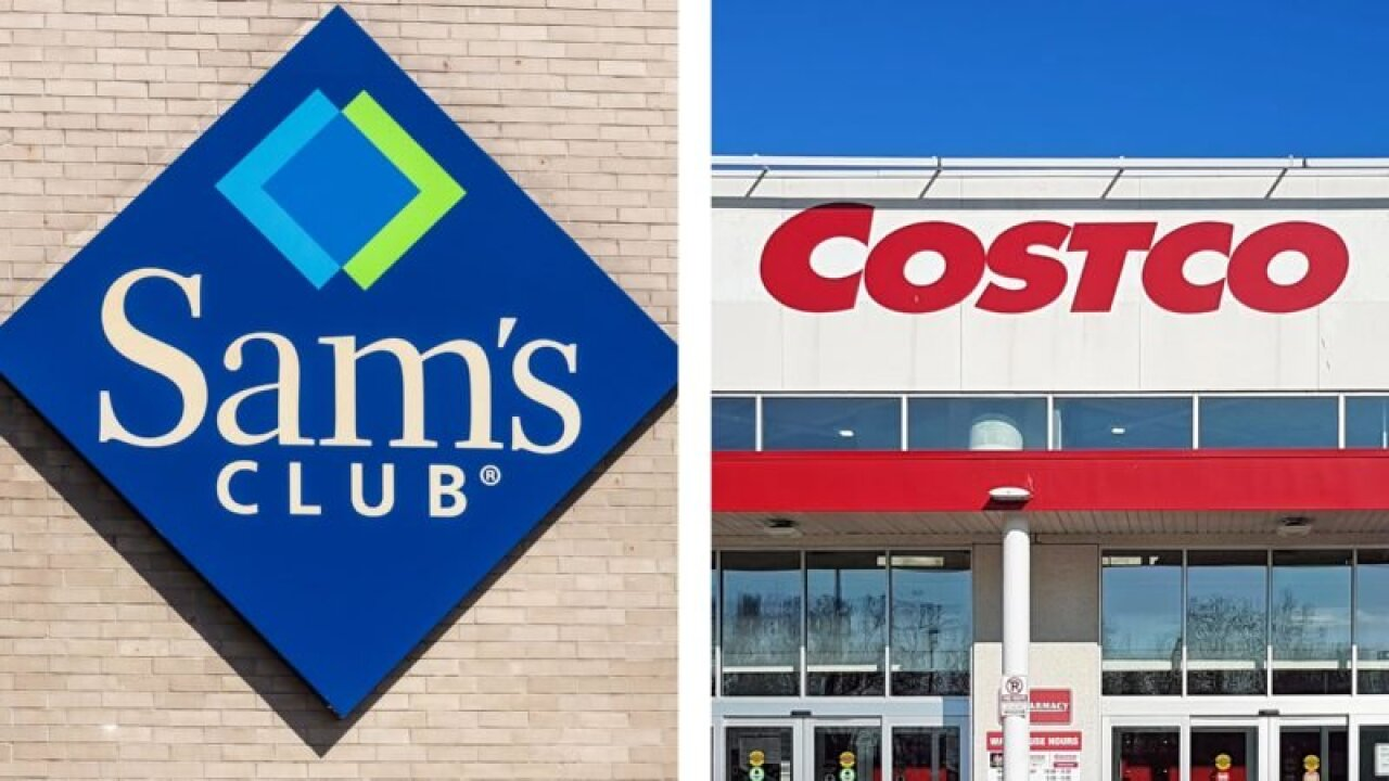 Items that are almost always cheaper at Sam's Club, Costco
