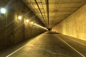 DIA tunnel