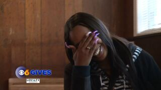 Mom who lost daughter to gun violence receives emotional Christmassurprise
