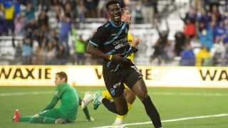 Switchbacks' Barry named USL Championship Player of the Week