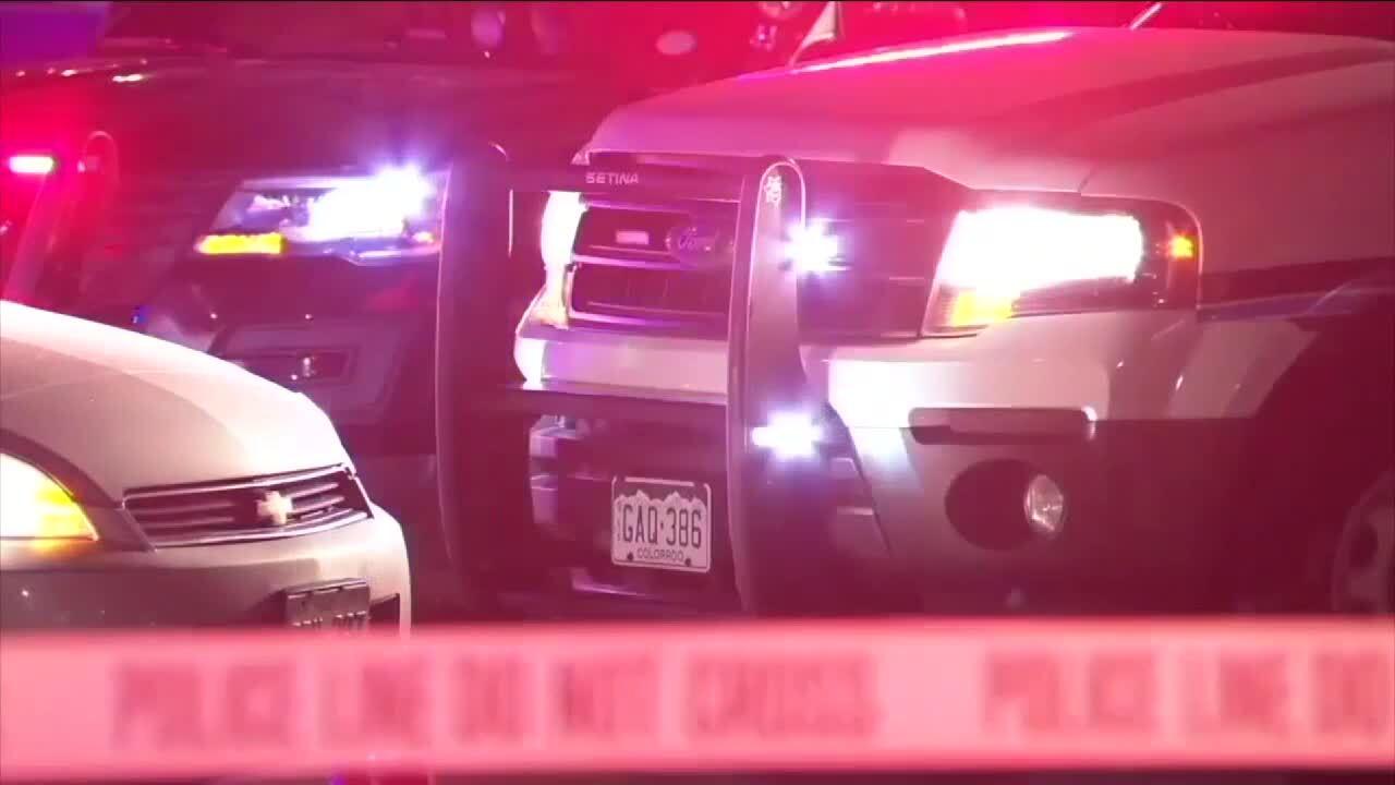 Police in Denver