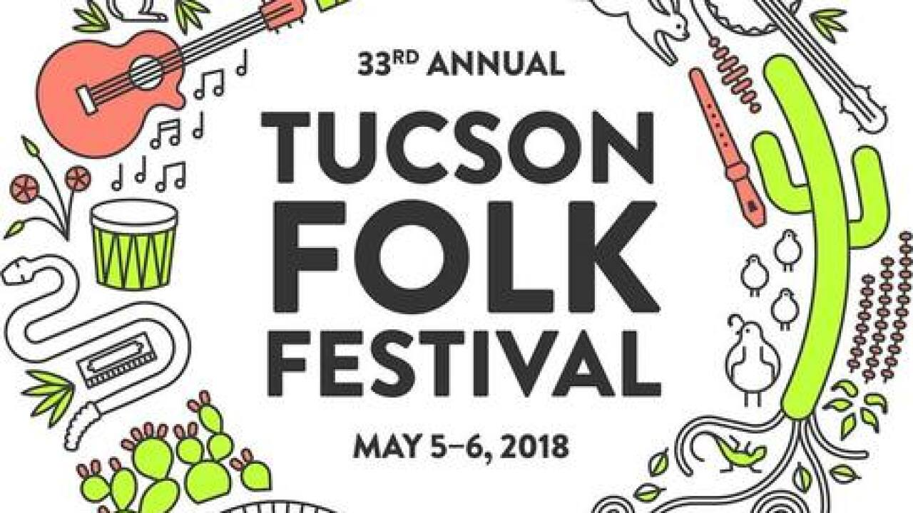 Celebrate music at the 33rd Annual Folk Festival