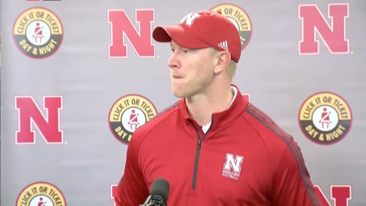 Scott Frost previews Akron, talks starting QB and more