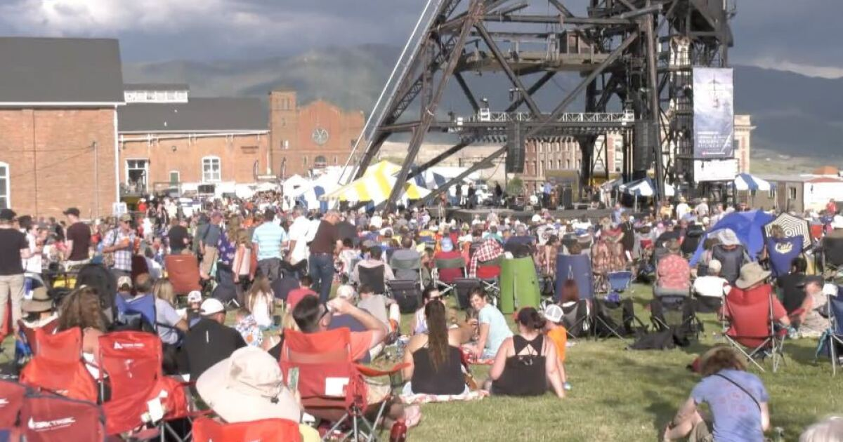 Montana Folk Festival attracting more out-of-state guests
