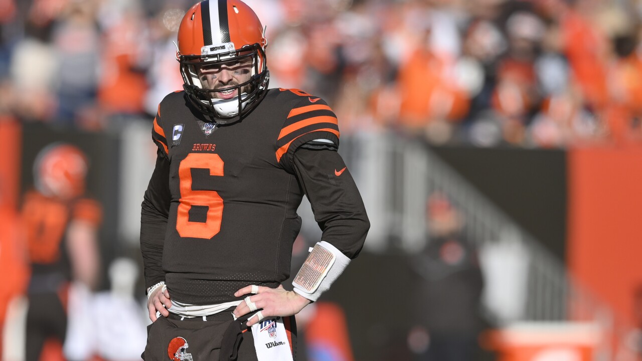 Browns QB Baker Mayfield says he 'absolutely' will kneel during national anthem this season