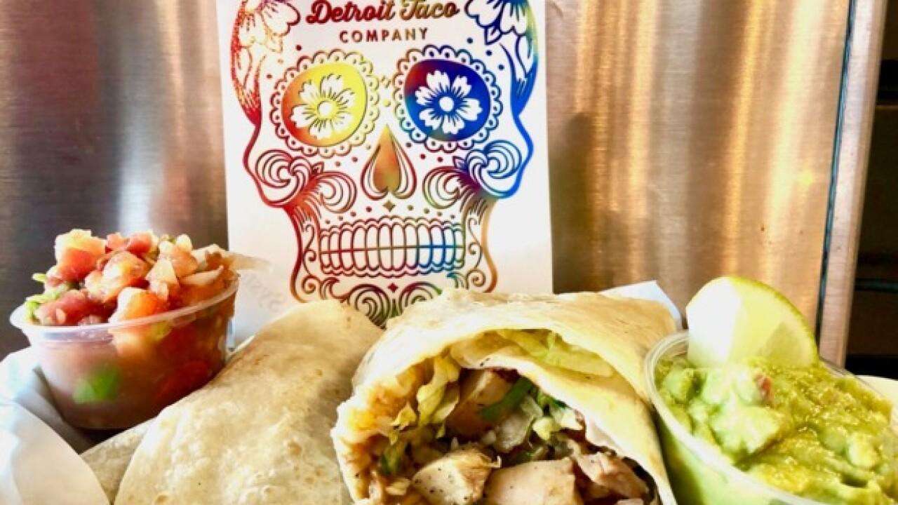 Detroit Taco Company now open in Troy