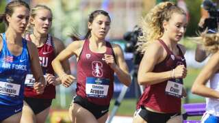Christina Aragon advances to 1,500 finals at NCAA Outdoor Track and Field Championships
