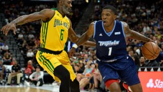 Detroit Pistons reportedly sign BIG3 MVP Joe Johnson to 1-year contract