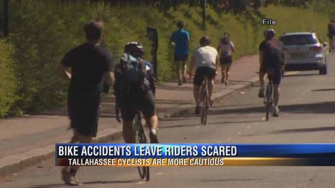 Cyclist Injured in Car Accident Gets Back on the Bike
