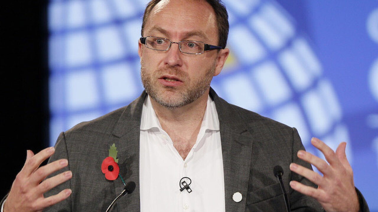 Wikipedia founder Jimmy Wales is launching a news website