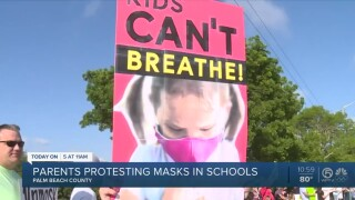 Parents protest the School District of Palm Beach County's face mask policy on May 7, 2021 (1).jpg