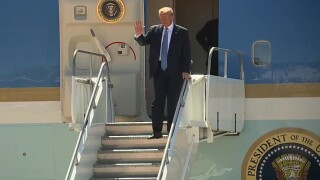 President Trump to visit US/Mexican border following SoCal fundraising trip