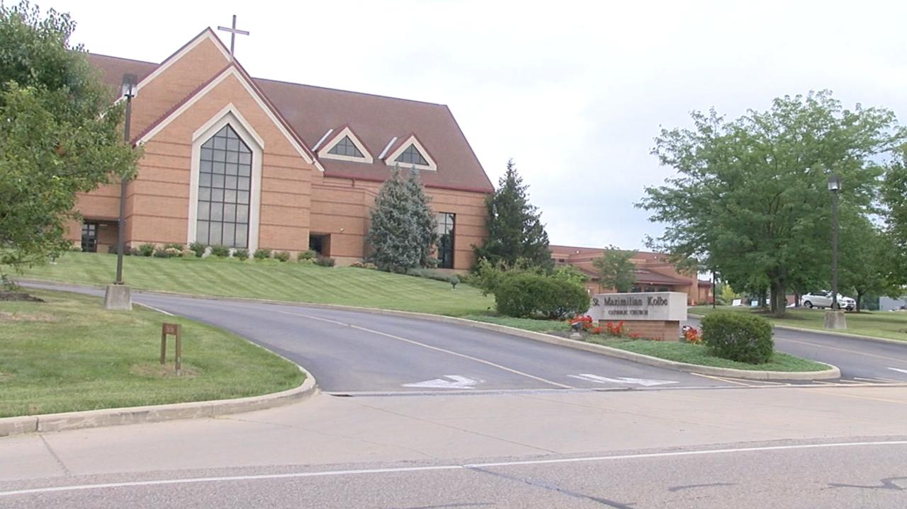St. Maxmilian Kolbe Church