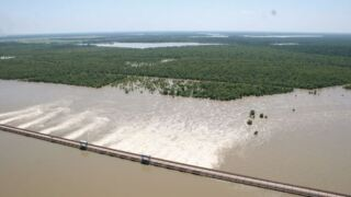 UPDATE: Operation of Morganza Floodway postponed