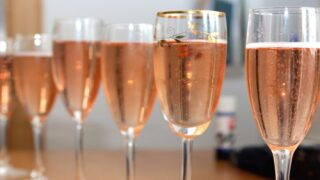 Pink Prosecco Is In Production For The First Time Ever