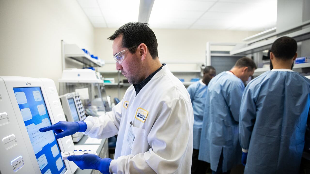 GenMark Diagnostics, Carlsbad COVID-19 testing