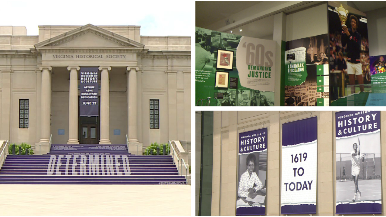 'Determined' exhibit highlights the 400-year struggle for blackequality