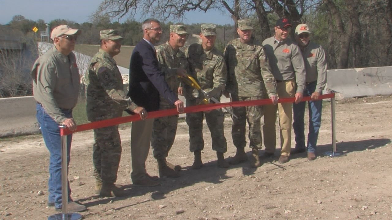 $10 million bridge now open on Fort Hood