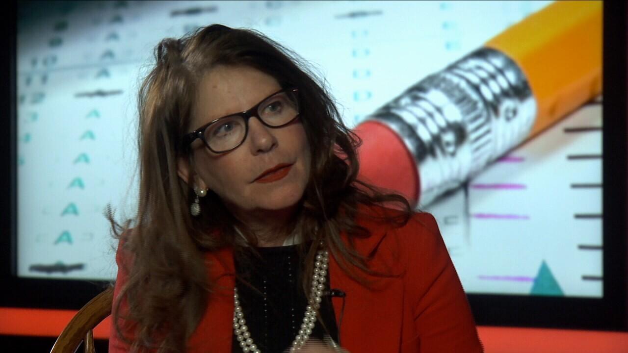 Superintendent of Public Instruction Elsie Arntzen talks test scores