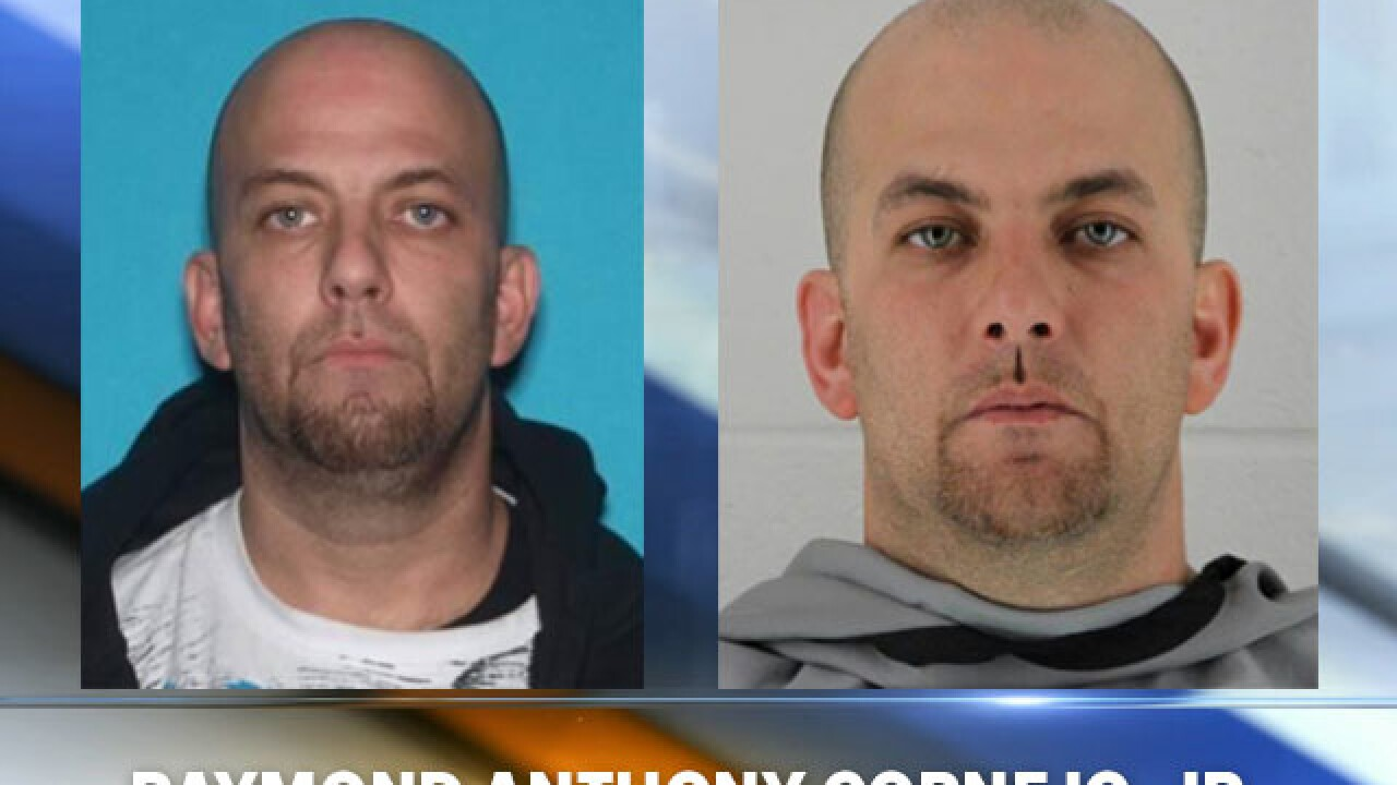 Lenexa police ask for help finding man wanted for series of crimes