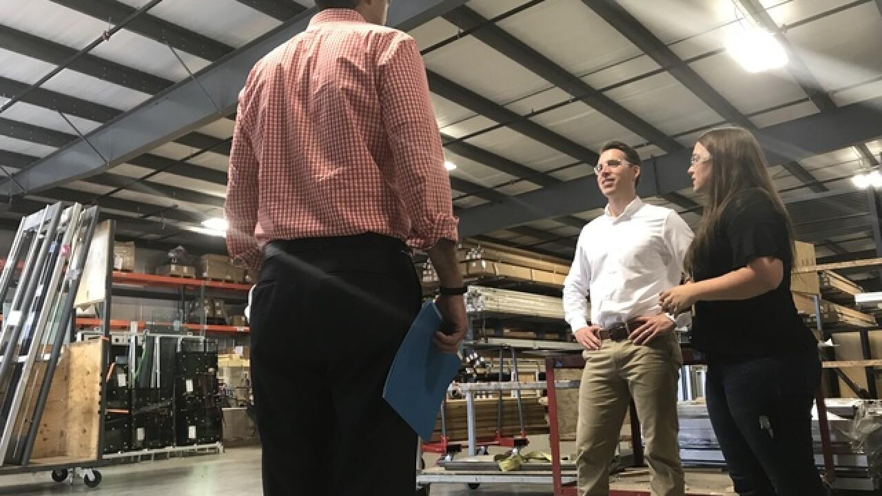 Hawley talks Supreme Court nominee in KC