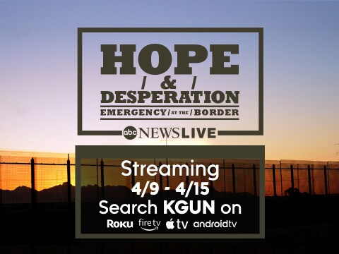 HOPE AND DESPERATION: EMERGENCY AT THE BORDER