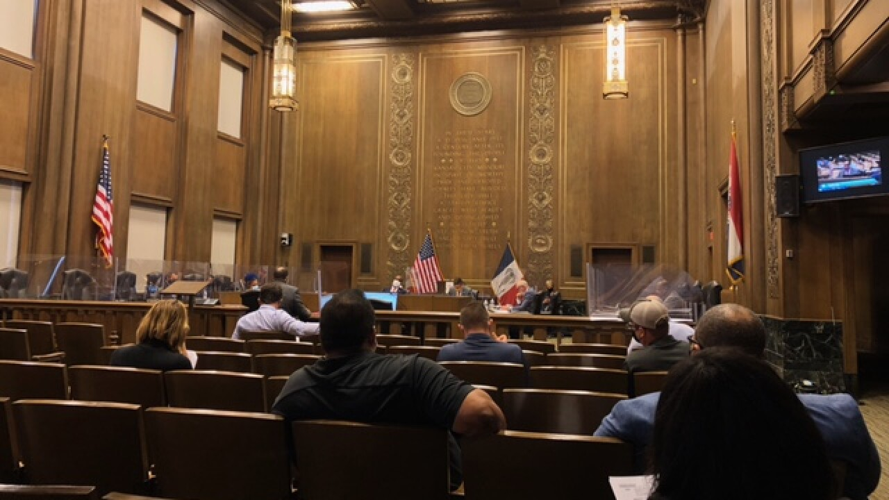KCMO City Council committee